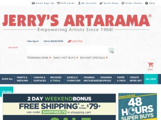Shop at jerrysartarama.com