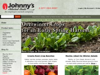 Shop at johnnyseeds.com