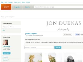 Shop at jonduenasphoto.etsy.com