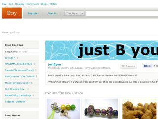 Shop at justbyou.etsy.com