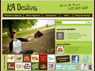 Shop at k-a-designs.com