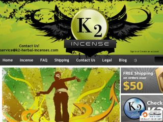 Shop at k2-herbal-incenses.com