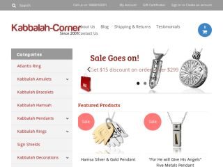 Shop at kabbalah-corner.com