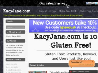 Shop at kacyjane.com