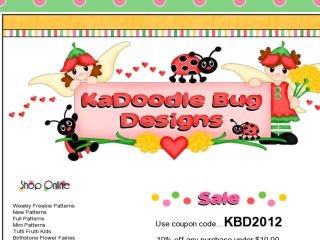 Shop at kadoodlebugdesigns.com