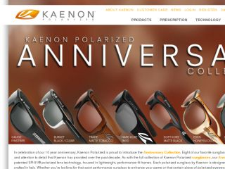 Shop at kaenon.com