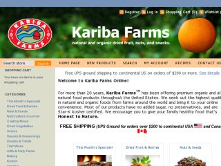 Shop at karibafarms.com