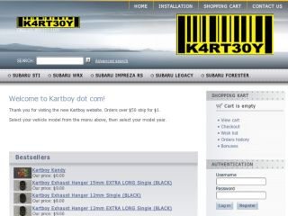 Shop at kartboy.com