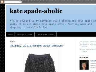 Shop at katespade-aholic.com