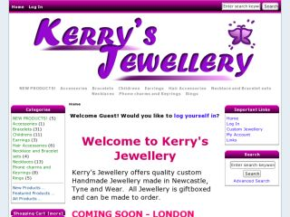 Shop at kerrysjewellery.co.uk