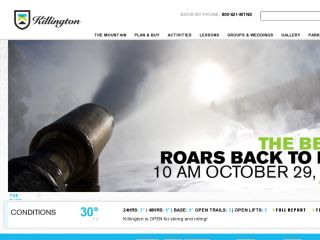 Shop at killington.com