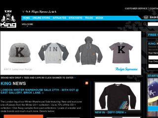 Shop at king-apparel.com