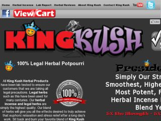Shop at kingkushherbals.com