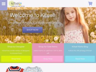 Shop at kitsel.com