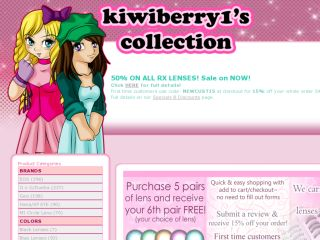 Shop at kiwiberry1-collection.com