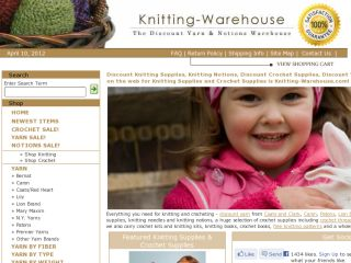 Knitting warehouse coupons codes