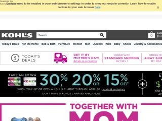 Shop at kohls.com
