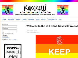 Shop at kokokelli.co.uk
