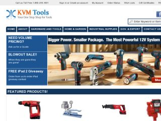 Shop at kvmtools.com
