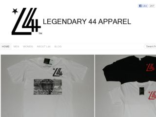 Shop at l44apparel.com