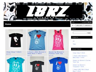 Shop at l8rz.bigcartel.com