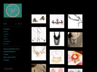 Shop at labelmechic.bigcartel.com