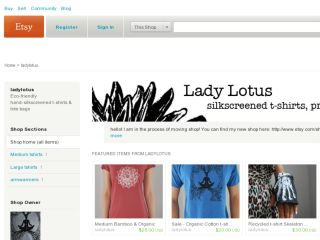 Shop at ladylotus.etsy.com