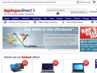 Shop at laptopsdirect.co.uk