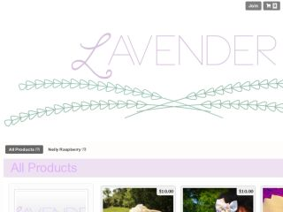 Shop at lavender.storenvy.com
