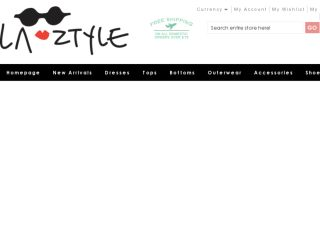 Shop at laztyle.com