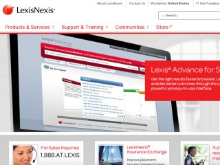 Shop at lexisnexis.com