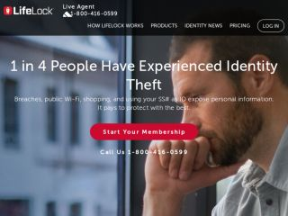 Shop at lifelock.com