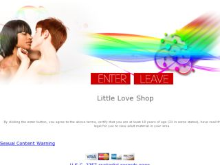 Shop at little-love-shop.com