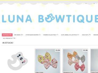 Shop at lunabowtique.storenvy.com