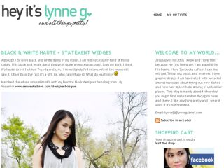 Shop at lynnegabriel.com