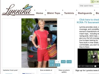 Shop at lynnina.com