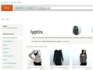 Shop at lyptis.com