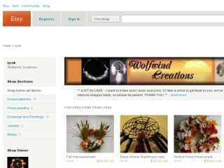 Shop at lyrak.etsy.com