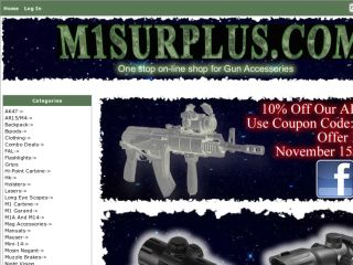 Shop at m1surplus.com