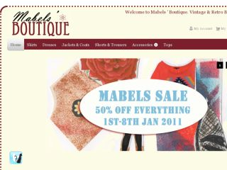 Shop at mabelsboutique.co.uk