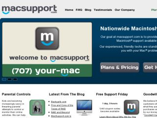 Shop at macsupport.com