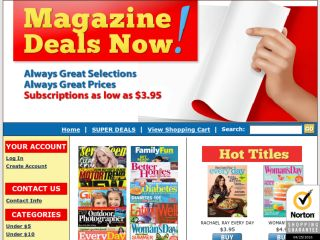 Shop at magazinedealsnow.com