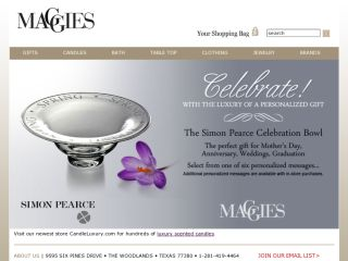 Shop at maggies.com