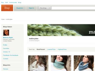 Shop at mallorydee.etsy.com