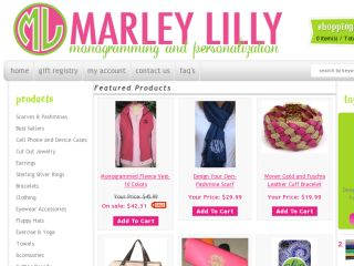 Shop at marleylilly.com