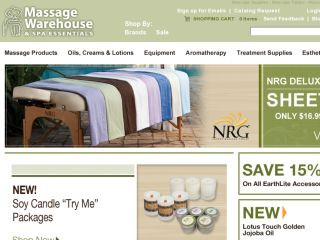 Shop at massagewarehouse.com