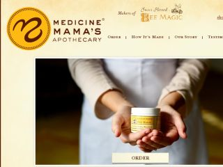 Shop at medicinemamasapothecary.com