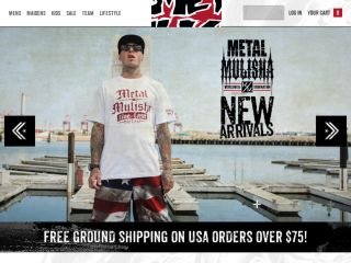Shop at metalmulisha.com