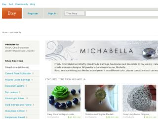 Shop at michabella.etsy.com