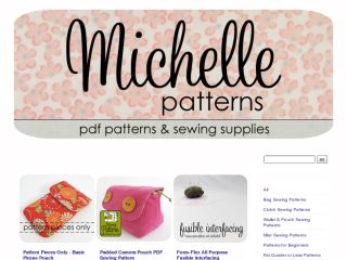 Shop at michellepatterns.com